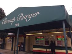 Champ Burger - Second Ward - Houston, TX