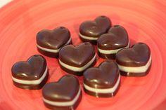 Przepis na wegańskie czekoladowe pralinki bez dodatku mleka