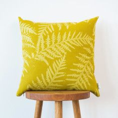 Bracken & Leuca cushion cover