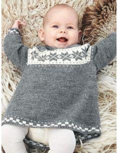 FANA garnpakker mnd i Baby Panda, Rauma Garn Sweet Girls, Little Girls, Baby Barn, Knitted Baby Clothes, Kids And Parenting, Baby Knitting, Panda, Knit Crochet, Knitting Patterns