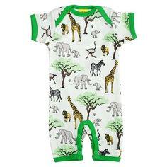 Beachbody, helles grün/beige mit Tieren aus der Savanne Onesies, Kids, Clothes, Fashion, Animales, Young Children, Outfits, Moda, Boys