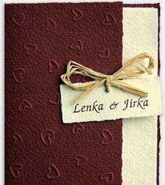Svatební oznámení - G952 Gift Wrapping, Gifts, Design, Gift Wrapping Paper, Presents, Wrapping Gifts, Gift Packaging, Gifs