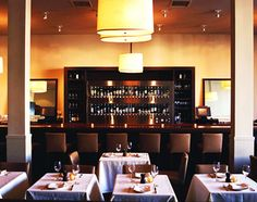 A.O.C.s wine bar on West 3rd Street in Los Angeles. Chef Suzanne Goin.
