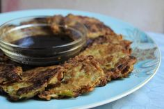 Why Should Potatoes Have All the Fun? Fry Up Leek Latkes for Hanukkah! - #potatolatkes - Why Should Potatoes Have All the Fun? Fry Up Leek Latkes for Hanukkah!...