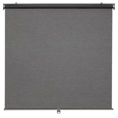 IKEA SKOGSKLOVER Gray Roller blind IKEA - SKOGSKLÖVER, Roller blind, gray, The blind lowers the general light level and provides privacy by preventing people outside from seeing directly into the room Blinds For Windows, Curtains With Blinds, Porch Windows, Window Blinds, Grey Roller Blinds, Cellular Blinds, Ceiling Materials, Ikea Family, Windows