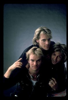 "The Police (1981) - for ""Rolling Stone Magazine"" Quelle: klauslucka.com"