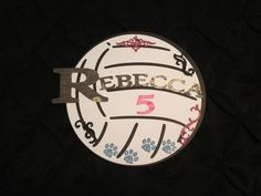 Life is Good.: Volleyball Decorations for Rebecca's Team Volleyball Locker Signs, Volleyball Locker Decorations, Soccer Locker, Volleyball Posters, Volleyball Mom, Volleyball Quotes, School Decorations, Sports Gifts, Softball Gifts