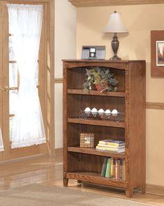 Cross Island Medium Bookcase