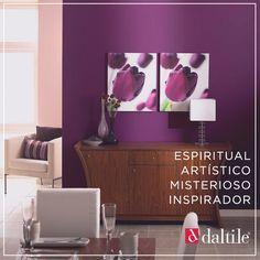 Esto es lo que representa el violeta. ¿Qué significa para ti?