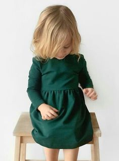 Sewing clothes for girls wardrobes 16 ideas Little Girl Fashion, Little Girl Dresses, Kids Fashion, Girls Dresses, Toddler Dress, Baby Dress, Toddler Girl, Lucy Dresses, Kids Outfits