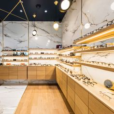 Les collectionneurs opticiens - GCG ARCHITECTES