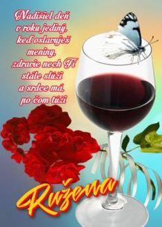 meninové priania Red Wine, Alcoholic Drinks, Glass, Food, Drinkware, Corning Glass, Essen, Liquor Drinks, Meals