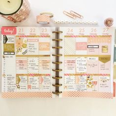 """51 Likes, 6 Comments - Nikki Morgan (@wonderfullywomen) on Instagram: """"Pretty printable from @fitlifecreative for next week in my @the_happy_planner """""""