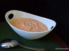 Sos de usturoi cu iaurt Breakfast Pancakes, Vinaigrette, Mozzarella, Food And Drink, Pudding, Ice Cream, Ethnic Recipes, Desserts, Dressing