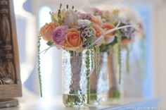 love this and probably cheap wedding center piece