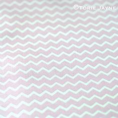 Chevron Fabric in pastel violet from Gütermann Chevron Fabric, Pastel, Cake, Crayon Art, Melting Crayons