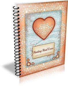 Finding Real Love Free Prayer Journal