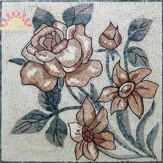 ra-yapi - Mozaik madalyon