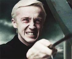 Draco Malfoy Half Blood Prince Gif Soy chai bookshelf: hp readalong ~ half-blood prince 19-30