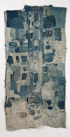 Blue-Green-Grey | sunnation:   Epic Antique Japanese Boro