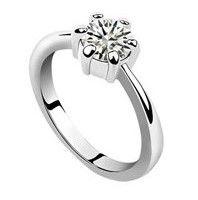 Fingerring, Ring, Damenring, Kirstallring, Zirkoniaring, Solitär.  http://www.mybijouterie.ch/online-schmuckshop/fingerringe/