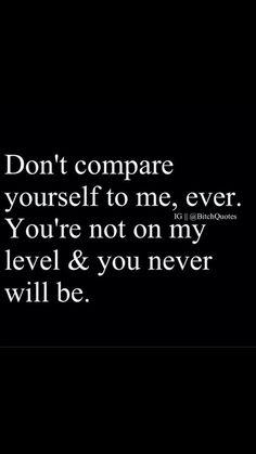 Never ever......kh