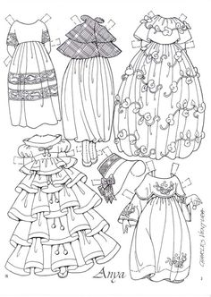 Anya Imagines by C. Ventura - clothes page 2