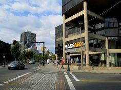 MassArt. Boston