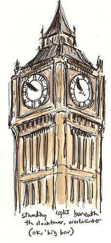 big ben  by petescully, via Flickr