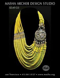 Masha Archer!!! Wow....what a beuatiful necklace.....