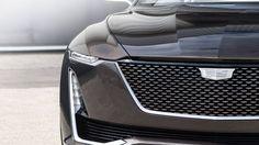 Элементы дизайна купе Cadillac Escala / Кадиллак Эскала