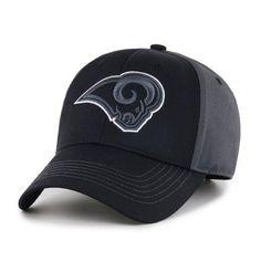 NFL Los Angeles Rams Blackball Adjustable Cap/Hat