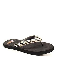 d4033e77f254 We got a buy on a few styles of Justin flip flops that are on the