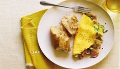 How To Make The Perfect Omelet ~ http://www.prevention.com/food/cook/breakfast-and-brunch-recipes-make-perfect-omelet?adbid=10152760654606469&adbpl=fb&adbpr=87494991468&cid=socFO_20141019_33903477