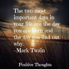Love Mark Twain quotes!