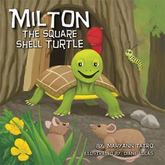 The World of Ink Network: Book Review: Milton the Square Shell Turtle - Picture Book for Young Readers http://worldofinknetwork.blogspot.com/2013/09/book-review-milton-square-shell-turtle.html