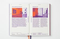 Spaces Offspaces in Deutschland Deutschland layout Offspaces spaces is part of Newspaper design - Text Layout, Booklet Layout, Booklet Design, Print Layout, Portfolio Design Layouts, Page Layout Design, Magazine Layout Design, Magazine Layouts, Design Editorial