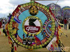 "cerveza de guatemala | Fotografía de Guatemala ""Barrilete de Cerveza Gallo"" agregada el 12 ..."
