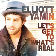 Elliot Yamin - Let's get to what's real; Soul/Jazz