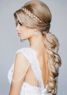 Romantic hairstyles! Images and video tutorials!