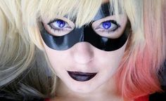 Harley Quinn Batman Cosplay (Test only) by K-A-N-A.deviantart.com