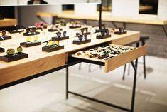 Retrosuperfuture NYC Store by Andrea Caputo | Yellowtrace #fixture #merchandising #design