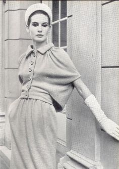 Balenciaga 2 - 1961 by Petite Main, via Flickr