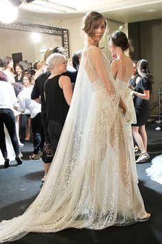Elie Saab Haute Couture F/W 11.12 Paris