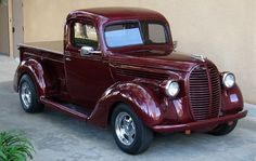 1938 Chevy Truck | 1938 Ford Pickup Truck! : Lot 550A