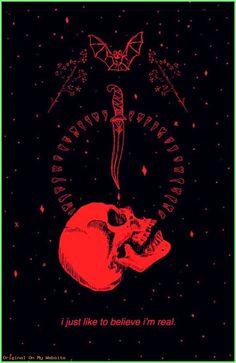 Red Aesthetic Wallpaper Ideas For 2019 Devil Aesthetic, Red Aesthetic, Aesthetic Grunge, Witch Aesthetic, Red Wallpaper, Vinyl Wallpaper, Iphone Wallpaper, Artistic Wallpaper, Skull Wallpaper
