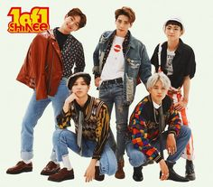 SHINee reveal 90s' style group teaser images for their upcoming comeback   allkpop.com
