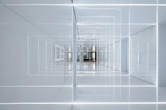 Glass office SOHO China / AIM Architecture