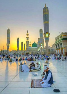 Offering a prayer is a sympathy of ourself it will change in the respect and honour of the almighty. May Allah shower his blessings on everyone. #