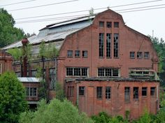 abandoned paper mill by Judith 74